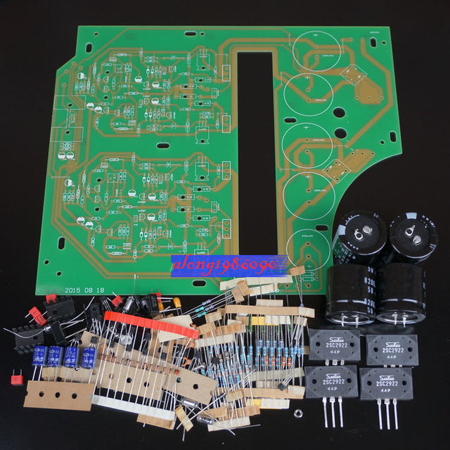 2015 NEW HIFI-STORE Naim NAP200 Amplifier kit Diy Power amp kit 75W+75W L1511-29