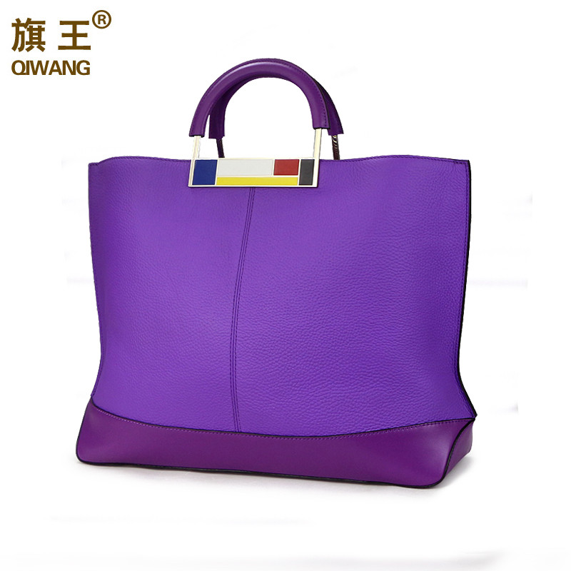 2019 Fashion Purple Leather Bags for Women Genuine Leather Female Luxury Handbags Women Bags Designer Handbag bolsa feminina2019 Fashion Purple Leather Bags for Women Genuine Leather Female Luxury Handbags Women Bags Designer Handbag bolsa feminina