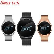 Smartch M7 Приборы для измерения артериального давления сердечного ритма Мониторы Смарт часы Шагомер Bluetooth smat браслет для iOS и Android