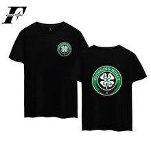 2c5b91a9a3f5 LUCKYFRIDAYF FLOGGING MOLLY Shirt Punk Music Shirt Summer Short Sleeve T-shirt  Women XXS-