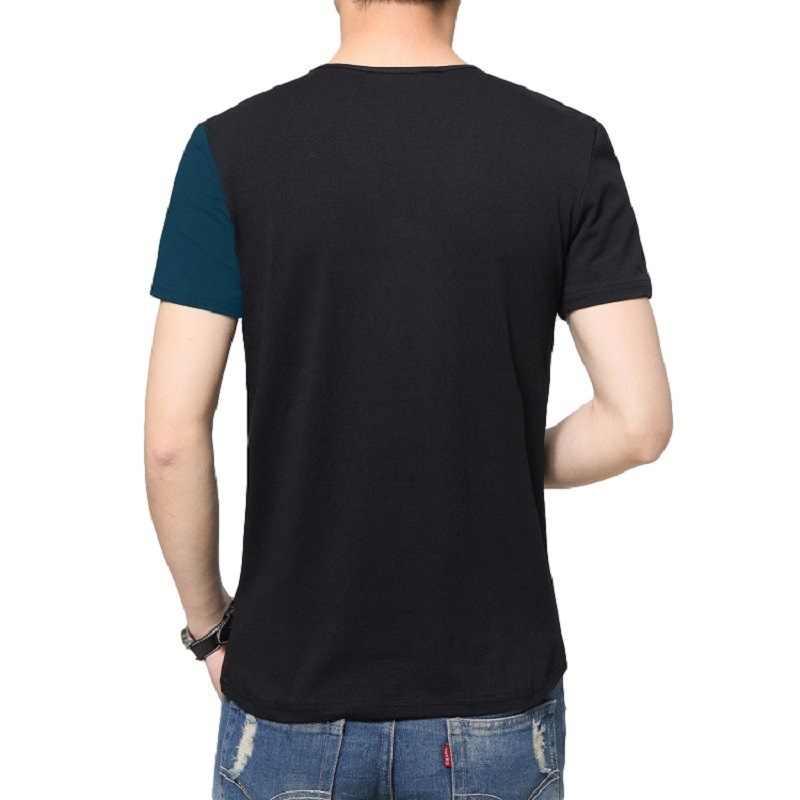 6 デザインメンズ Tシャツスリムフィットクルーネック Tシャツ男性半袖シャツカジュアル tシャツ Tシャツショートシャツサイズ M-5XL TX116-R