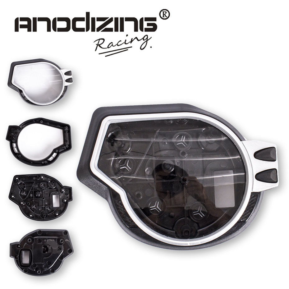 Speedometer Tachometer Gauge Clock Case Cover for HONDA CBR1000RR 2008-2012
