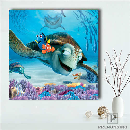 Finding Nemo Room Decor.Us 2 49 50 Off Custom Finding Nemo 2 Poster Printing Posters Cloth Fabric Wall Art Pictures For Living Room Decor 19 01 12 13 15 In Painting