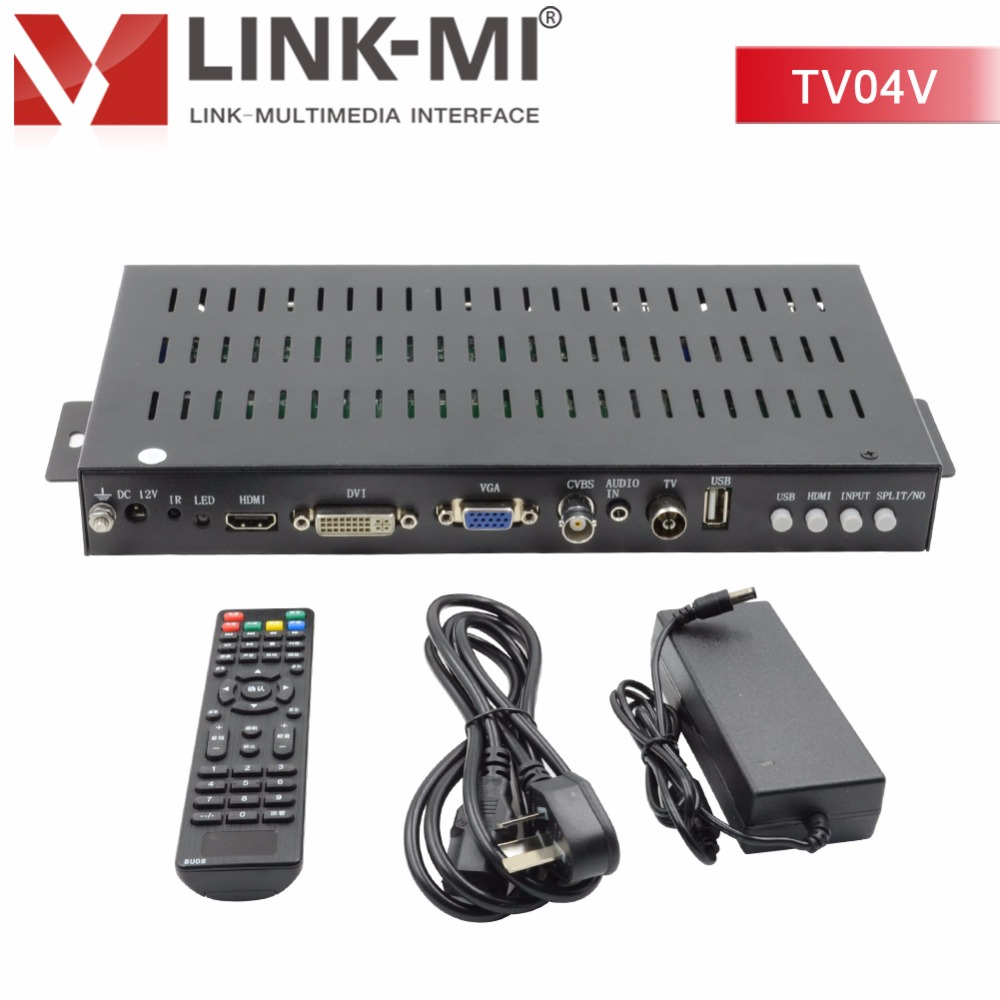 small resolution of 90 degree rotation vertical video wall controller tv04v 2x2 hdmi dvi vga cvbs atv usb image stitching splicing processor in projector accessories from