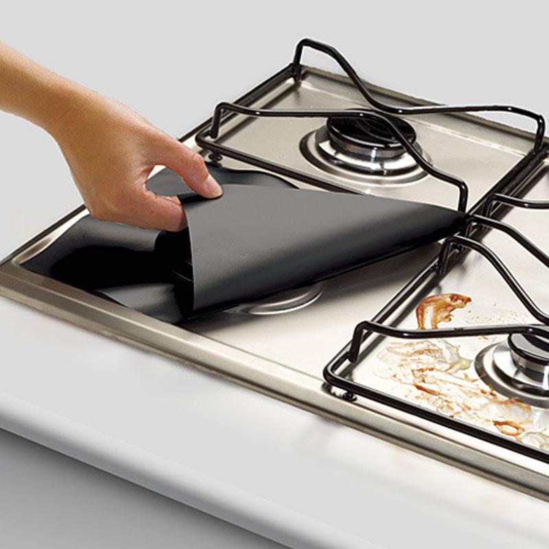 Cooks Gas Rang Hob Liner Stove Top