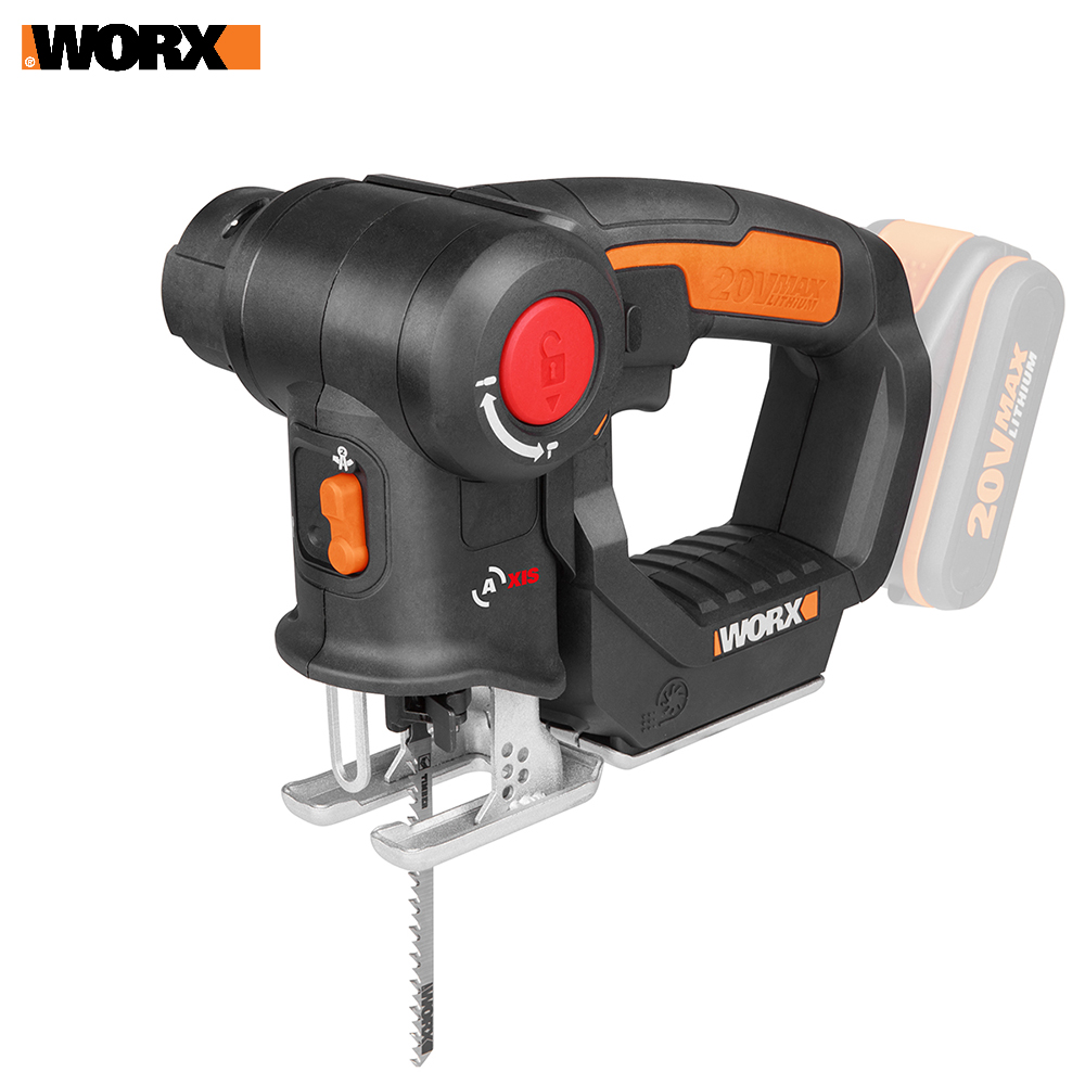 все цены на Electric Saw WORX WX550.9 Power tools jigsaw sable Rechargeable