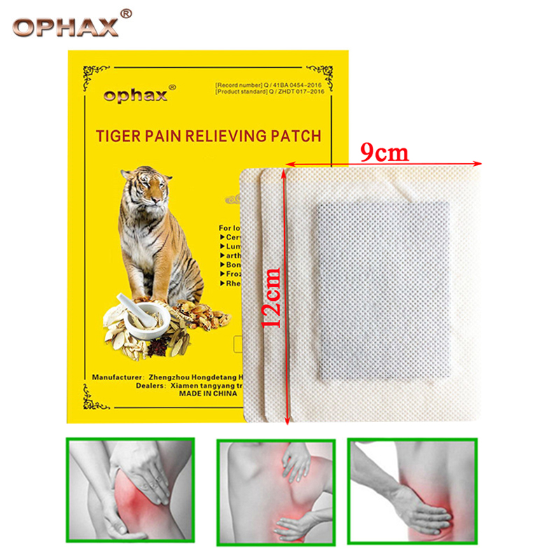 15pcs Chinese Herbal Medical Plaster Tiger Balm Pain Relief Stickers Arthritis Joint Pain Rheumatism Shoulder Pain Relief Patch 25 pcs zb prostatic navel plaster prostatitis urology patch urological plaster prostatitis chinese herbal herbal patch