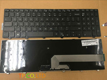 Free Shipping NEW English Keyboard For Dell inspiron 15 3000 Series 3541 3542 Laptop English Keyboard(China)