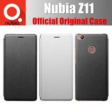 Оригинал Нубия Z11 100% из Нубии официальный магнитные смарт флип чехол Для нубии z11 случаях (5.5 inch, 2 цветов)