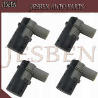 4X Front/Rear PDC Parking Sensor fit For BMW E39 E53 E60 E61 E64 E65 E83 R50 R52 R53 525i 530i 540i M5 X5 Z4 66206989068 989068