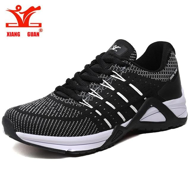 NEW Brand XIANGGUAN Lovers Hiking Shoes Men Sneakers Women Climbing Outdoor Jogging Walking Sport Shoes Free Shipping 91001