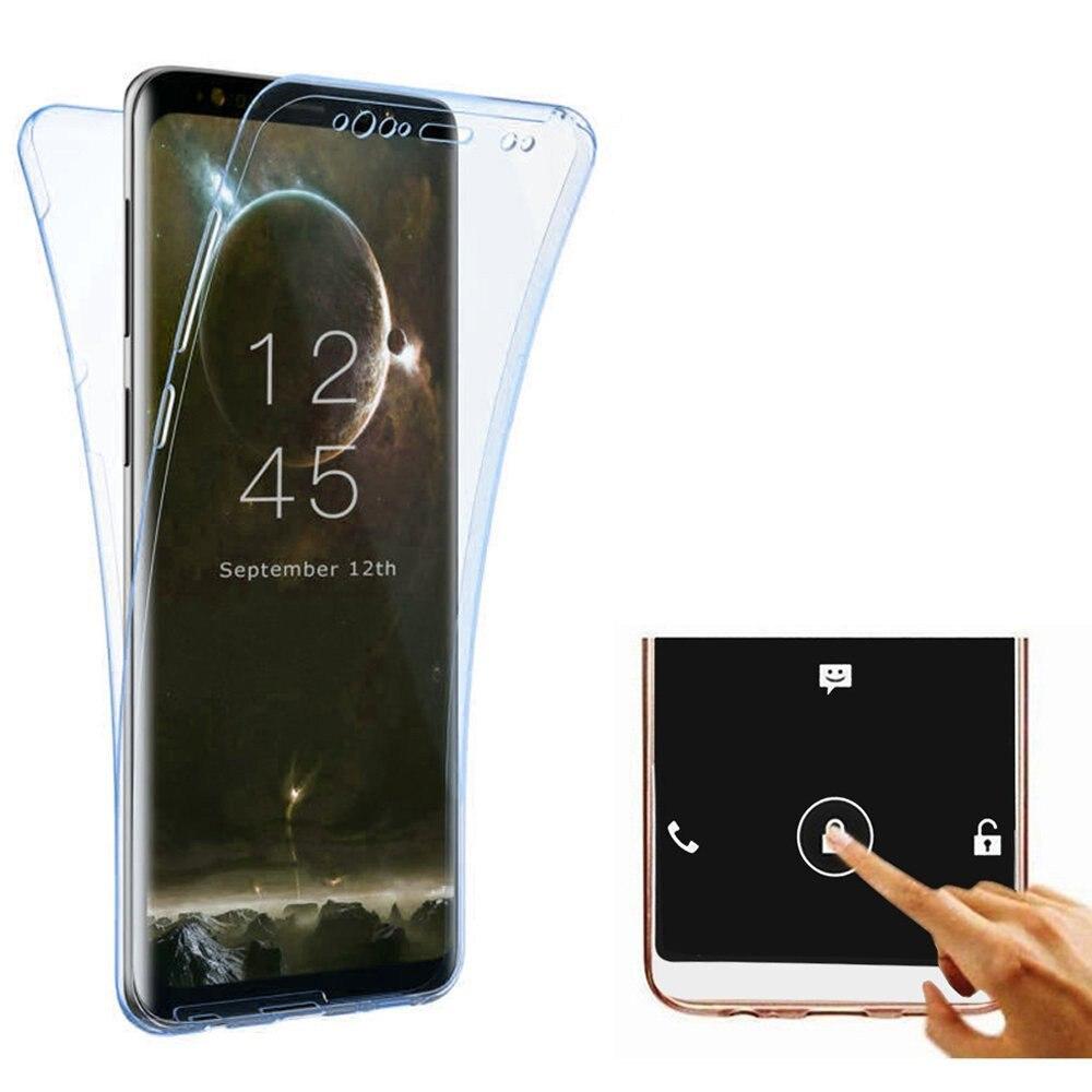 Тонкий 360 царапинам Защитный чехол КРЫШКА ДЛЯ samsung Galaxy S9 плюс 6,2 дюймов May7