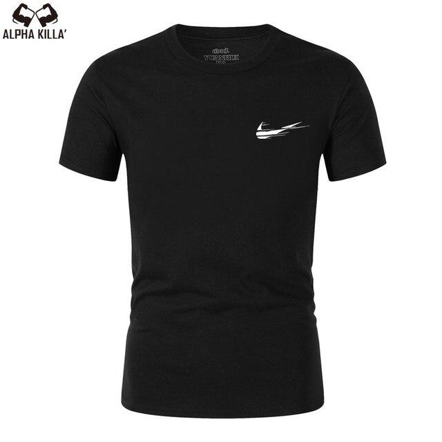 New Thương Hiệu Người Đàn Ông của T-Shirt Mùa Hè 100% Cotton Ngắn Tay Áo T-Shirt Giản Dị O-Cổ T-Shirt Người Đàn Ông của T-Shirt của Nam Giới Lớn kích thước XS-2XL