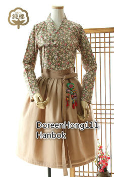 2020 New Fashion Modern Hanbok Fushion Hanbok Korean Traditional Hanbok Dress Modernized Hanbok Popular Set