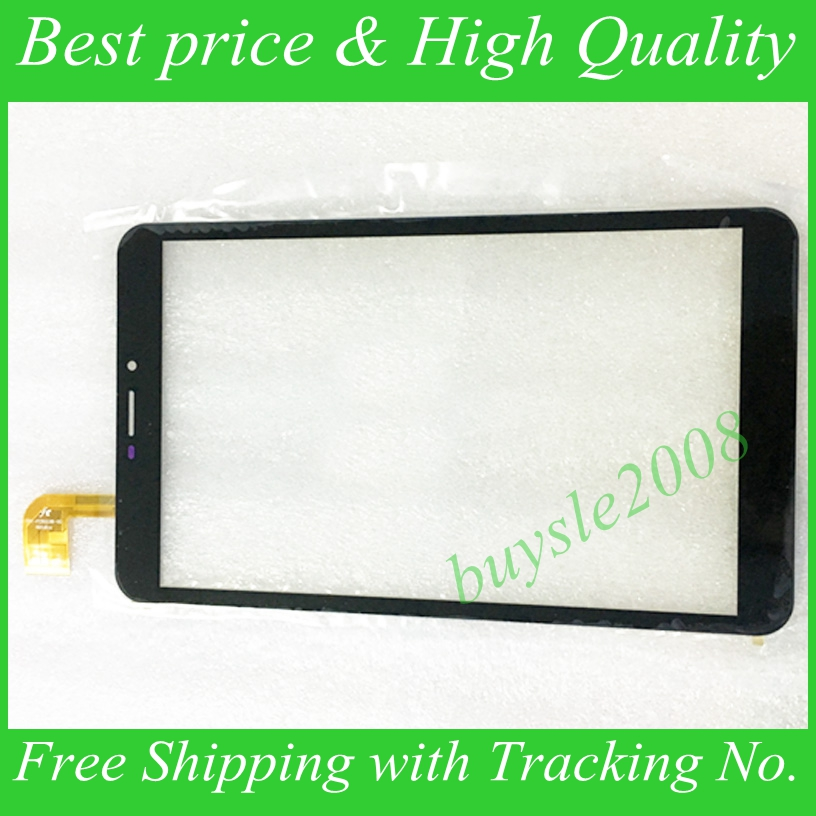 For Vonino Pluri Q8 Tablet Capacitive Touch Screen 8 inch PC Touch Panel Digitizer Glass MID Sensor Free Shipping black new 8 tablet pc yj314fpc v0 fhx authentic touch screen handwriting screen multi point capacitive screen external screen