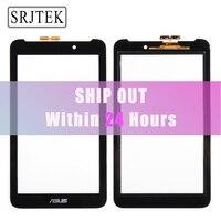 For Asus MeMO Pad 7 ME170 ME170C K012 Touch Screen Panel Digitizer Glass Lens Sensor Repair