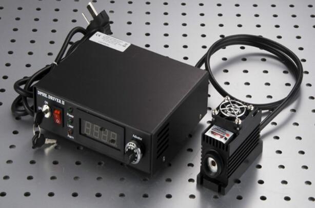 Infraid 980nm infravermelho IR Módulo Laser 2000 mw Feixe Local TTL/Modulação Analógica TEC Refrigeração fonte de alimentação Ajustável