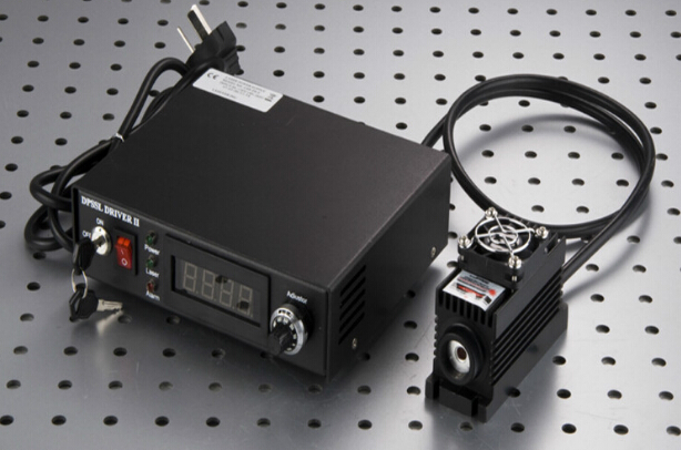 Module infrarouge infrarouge Laser infrarouge 980nm faisceau de 2000 mw TTL/Modulation analogique TEC refroidissement alimentation réglable