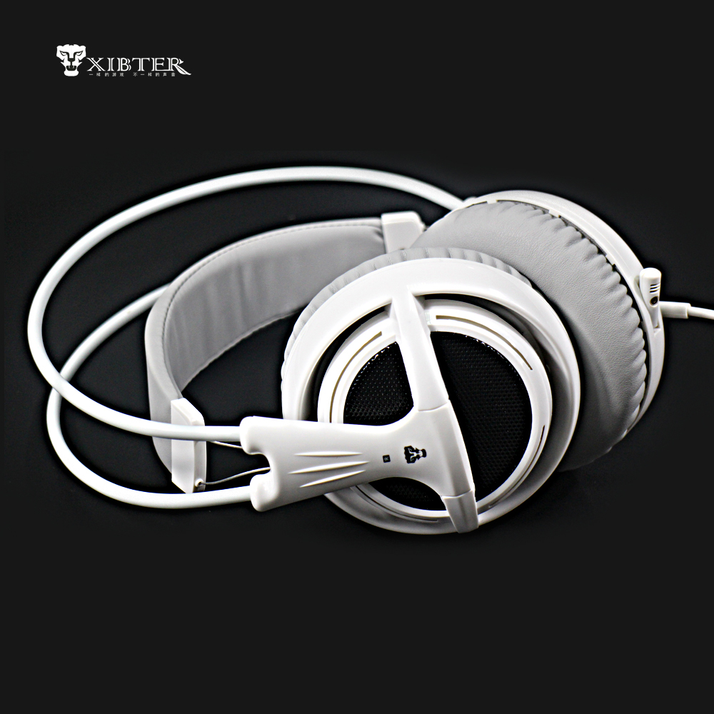 Best V1 Soft Cushion Headband Gaming Headphone With Hidden Microphone High Quality Headset For PC Music Video Games Low Price image