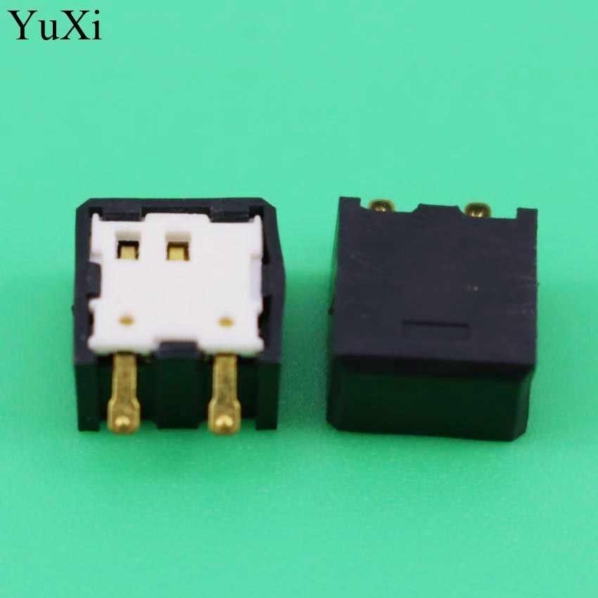 Peça de substituição do microfone interno de yuxi para nokia 2610 1200 1110 1100 c7