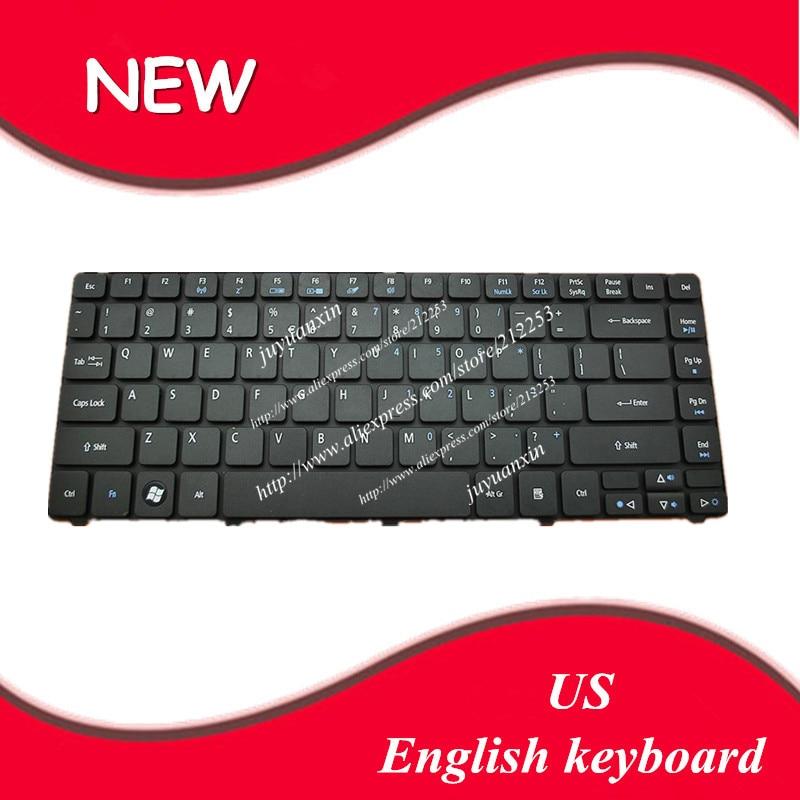 English keyboard For  ACER Aspire 4741 4741g 4736 4738zg 4750 D640 4540 4746 laptop US keyboard