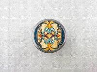 Dresser Drawer Knobs Vintage Style DIY Knobs Copper Sliver Bronze Modern Funiture Door Cabinet Handles Hardware