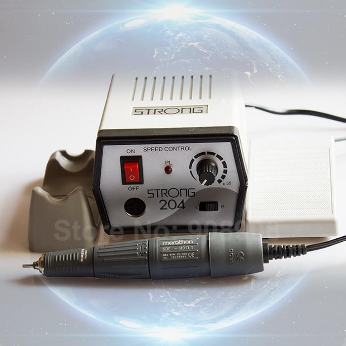35000 obr./min Jakość Elektryczny laboratorium dentystyczny Coral Bursztynowy model trymera Oryginalny Korea SDE-H37L1 Maraton RĘCZNY MIKROMOTOR Silny 204