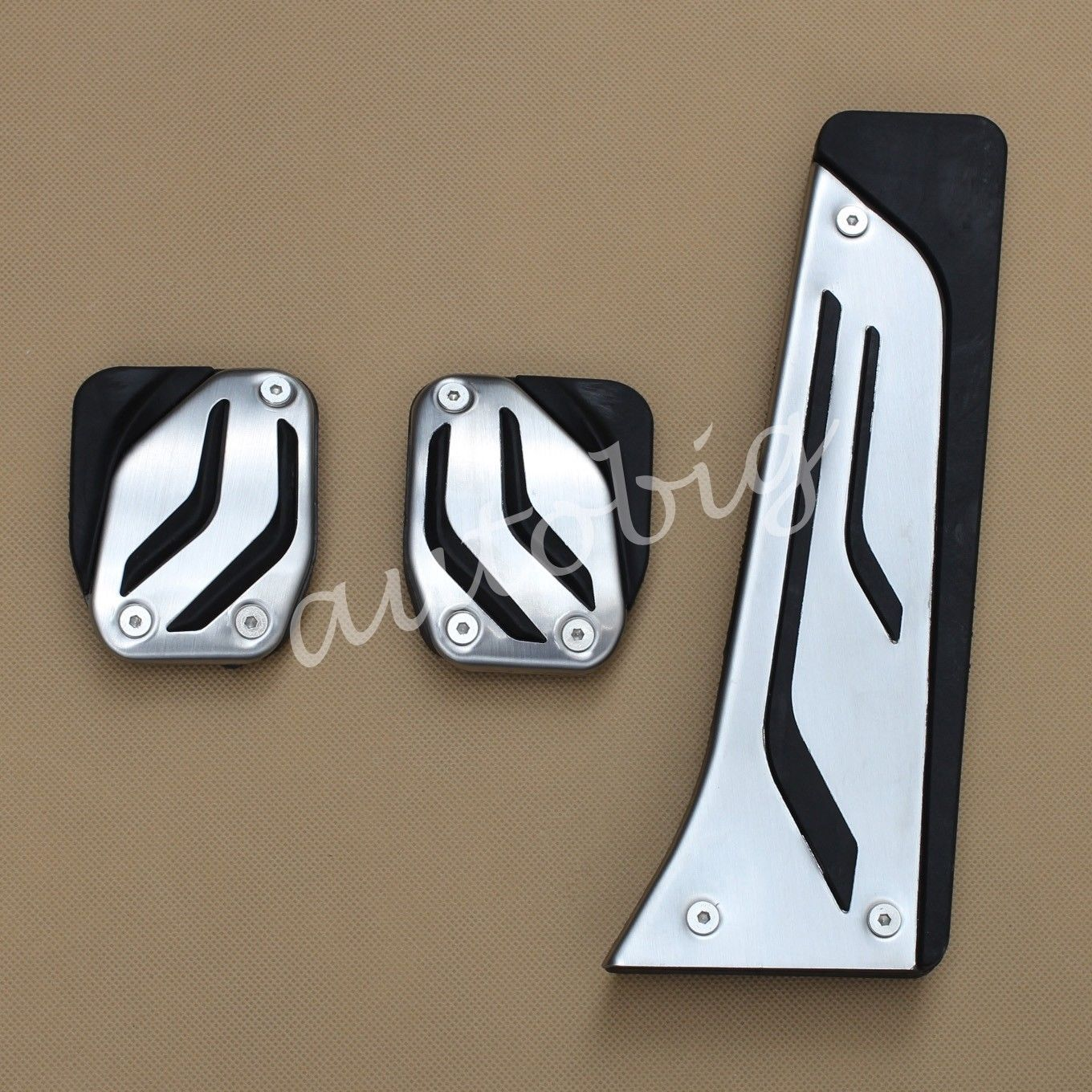 No Drill Manual Gas Pedal For BMW F21 F23 F30 F33 F25 Brake Clutch Plate Cover