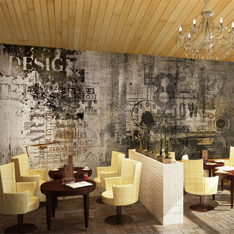 photo wallpaper high quality silk cloth bar ktv british. Black Bedroom Furniture Sets. Home Design Ideas