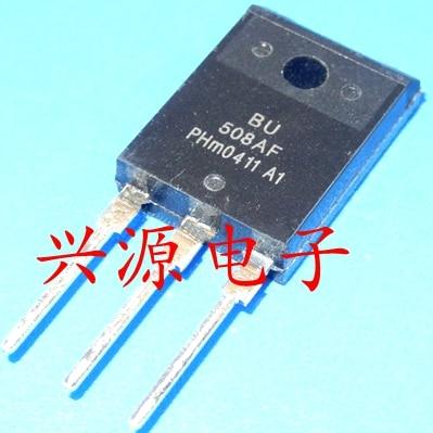 10PCS BU508 TO-3P BU508A TO-247