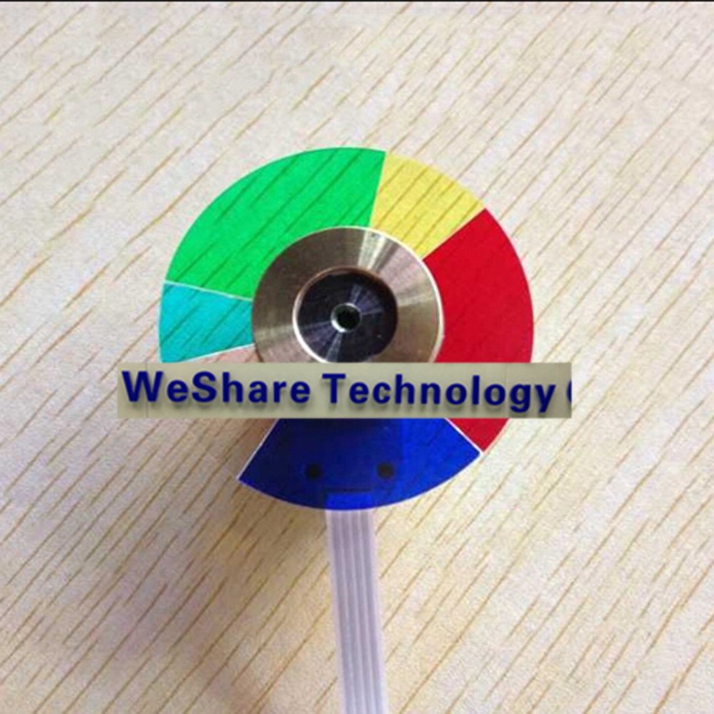 ФОТО NEW Projector Color Wheel For Dell 4210x 4310x 4310wx Repair Replacement fitting
