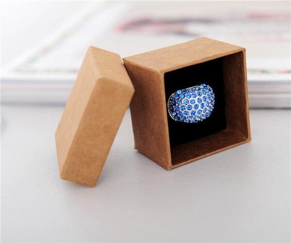 Packaging Storage Box For Bracelet Necklace Ring Jewelry Box Zakka