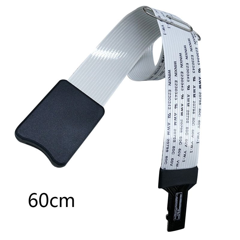 60cm Micro SD To TF Card Extension Cable Adapter Flexible Extender