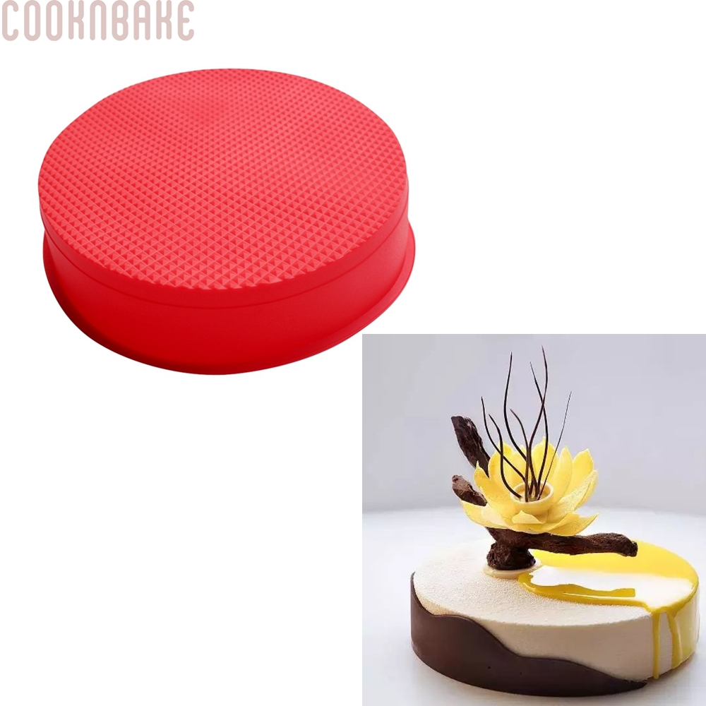 COOKNBAKE DIY Silicone Cake...