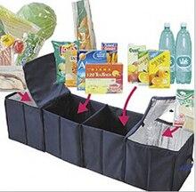 Large Capacity Car Trunk Folding Portable Organizer Storage Bag