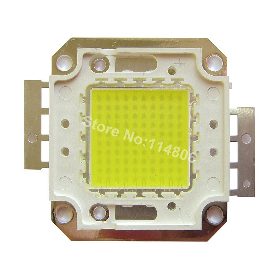 High Power 100W 30mil Natural White 4500K Square Base SMD LED Light Parts input DC 32~34V 3000mA бензиновая виброплита калибр бвп 20 4500