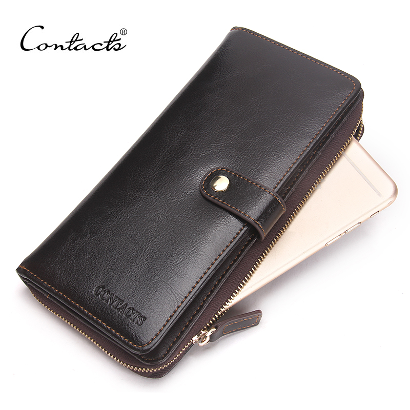 CONTACT'S Genuine Leather...
