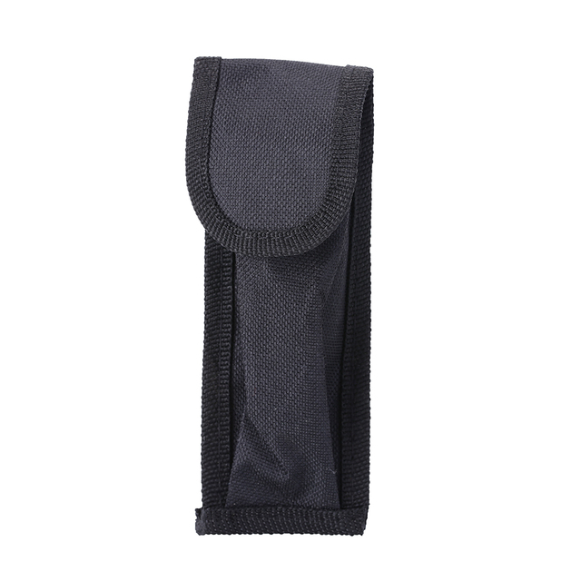 1Pc Nylon Pouch Sheath Closure Case For Outdoor Pocket Folding Rescue Knife 140mm length