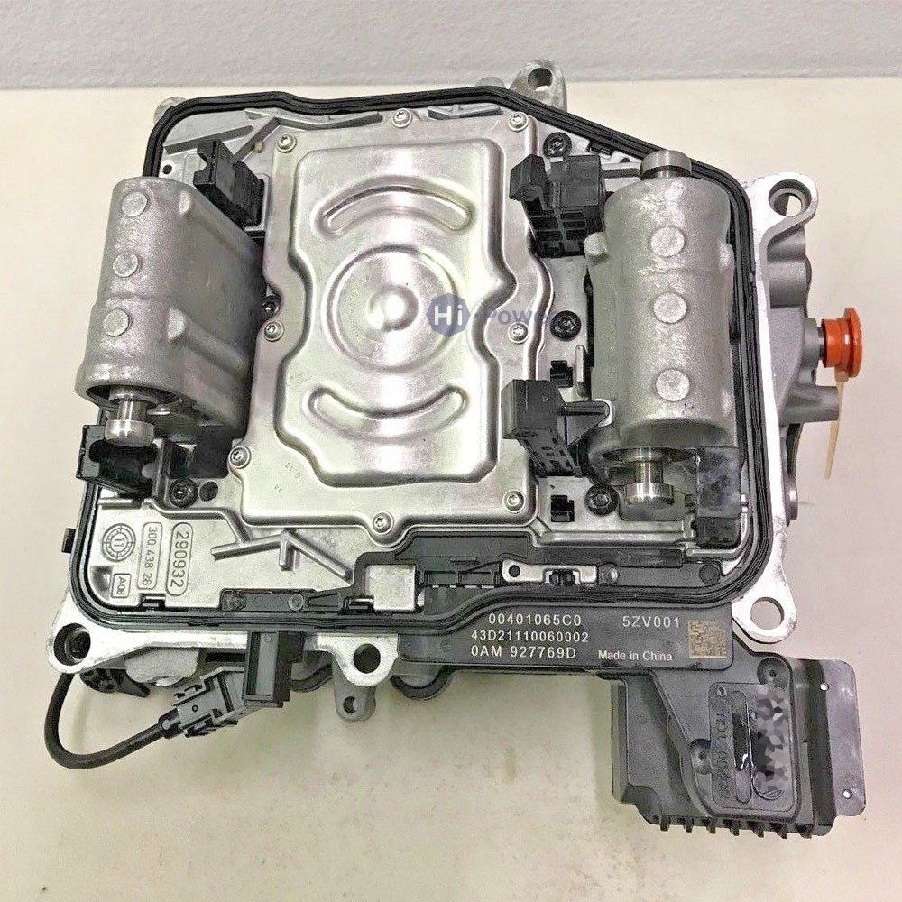 Testé Original DQ200 0 SUIS 7-DSG Shift Transmission Solénoïde body Control Module + TCU Ensemble pour Audi 0AM927769D 7- VITESSE