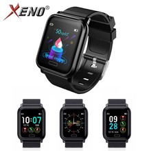 Smart Watch Band Bracelect 1.3 inch Screen Blood Pressure Oxygen Fitness bracelet Sport Standby Men Sport Fitness Tracker