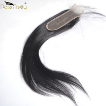 New Pre Plucking 2x6 Popular Closure Quality Peruvian Straight Hair closure Remi human hair Long Middle Part Nice Look Style