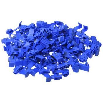 IMC Hot 100x Blue Scotch Lock conectores de cable de empalme rápido terminales de engarzado eléctrico