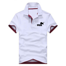2019 Newest Polo Pika Brand Clothing Male Fashion Casual Polo Men Shirts Solid Casual Polos Tee Shirt Tops High Quality Slim Fit