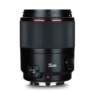Image 2 - 永諾 YN35mm F1.4 広角プライムレンズフルフレーム Lense 一眼レフカメラ用 70D 80D 5D3 マーク II 5D2 5D4 600D 7D2 6D 5D