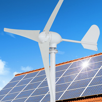400w AC 24V Output Small Newest Developed Wind Turbine Generator