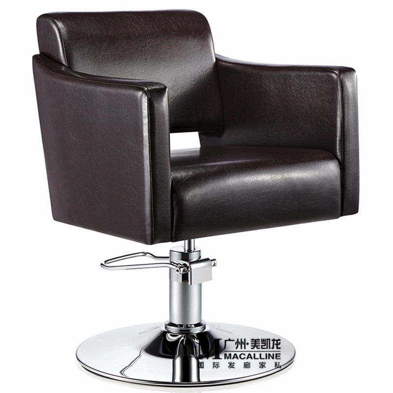 Factory direct sale upscale hairdressing chair ` haircut chair ` - Furniture - Photo 2