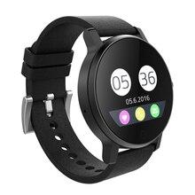 Хорошее Smart watch apple мужчин Носимых устройств карты разговор полный платформа совместимости социальные развлекательных интеллектуальные часы