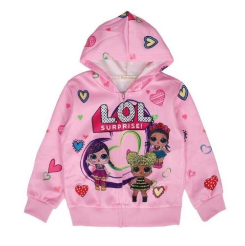 be146f143 HaoChengJiaDe Kids Baby Girl Jacket Coat Spring Autumn Hooded Coat...