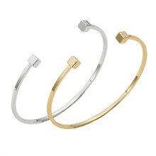 Bracelet is adjustable bracelet female size openings Rose gold Ms contracted students joker girlfriends
