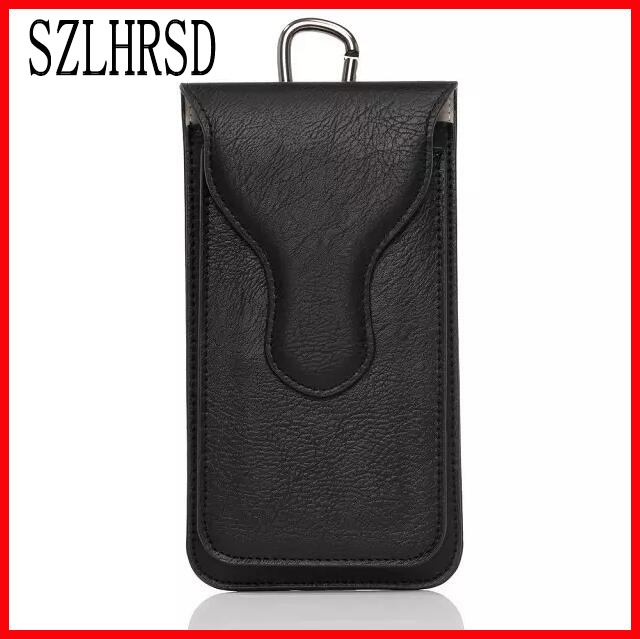 For HTC 10 evo /HTC Desire 10 lifestyle / Desire 10 pro Case Universal Holster Cover Portable Waist Belt Hook Loop Phone Case